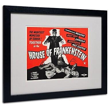 Trademark Fine Art 'House of Frankenstein' 16