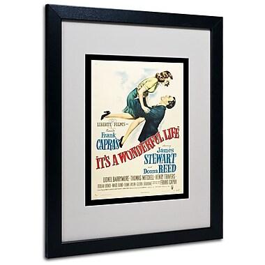 Trademark Fine Art 'It's a Wonderful Life' 16