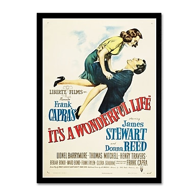 Trademark Fine Art 'It's a Wonderful Life' 35