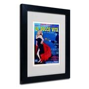 Trademark Fine Art 'La Dolce Vita'