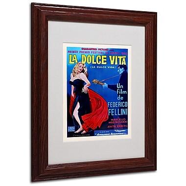 Trademark Fine Art 'La Dolce Vita' 11
