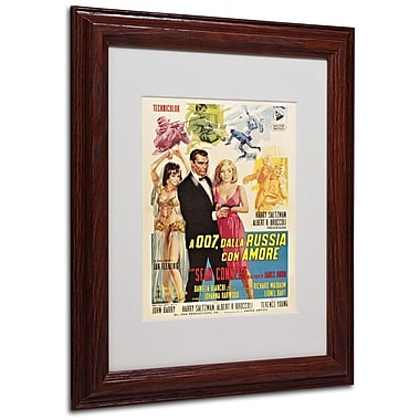 Trademark Fine Art 'From Russia With Love' 11