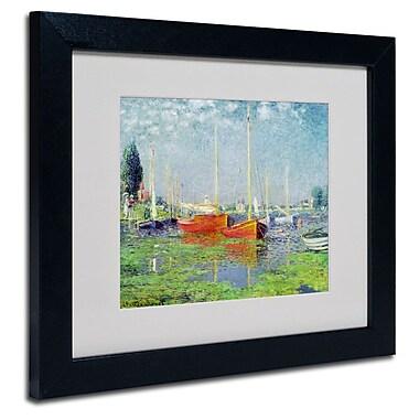 Trademark Fine Art 'Argenteuil' 11