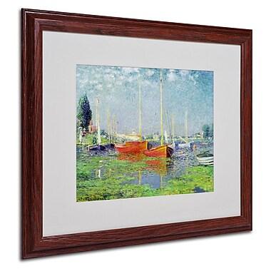 Trademark Fine Art 'Argenteuil' 16