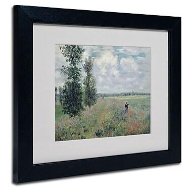 Trademark Fine Art 'The Poppy Field'