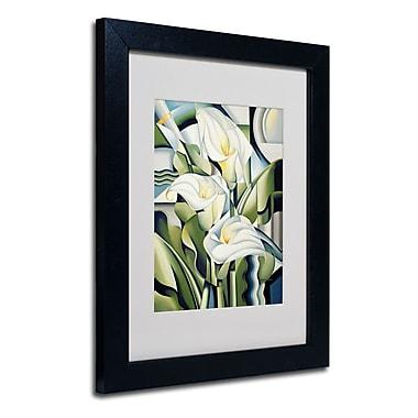 Trademark Fine Art 'Cubist Lilies'