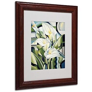 Trademark Fine Art 'Cubist Lilies' 11