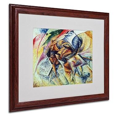 Trademark Fine Art 'Dynamism of a Cyclist' 16