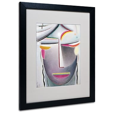 Trademark Fine Art 'Head (Dark Buddha)' 16