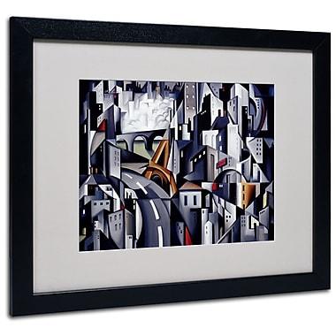 Trademark Fine Art 'La Rive Gauche' 16