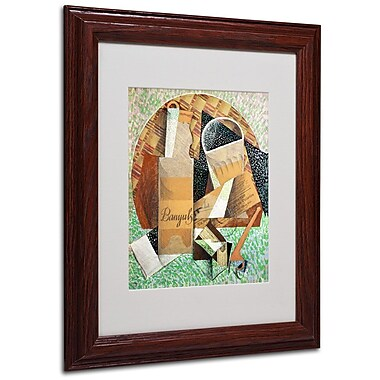 Trademark Fine Art 'The Bottle of Banyuls' 11