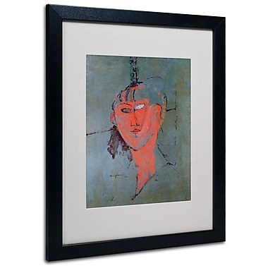 Trademark Fine Art 'The Red Head' 16