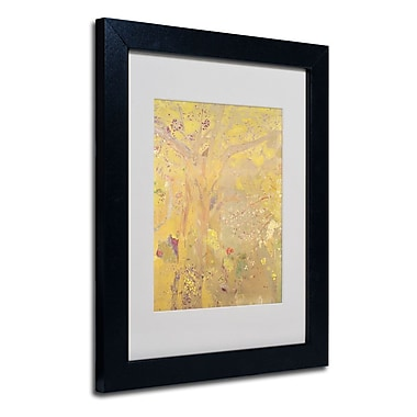 Trademark Fine Art 'Yellow Tree' 11