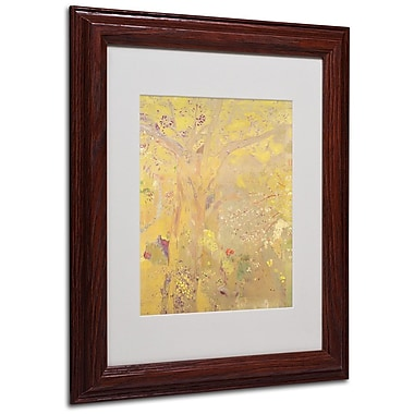Trademark Fine Art 'Yellow Tree' 11