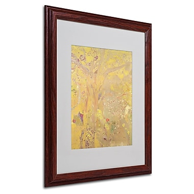 Trademark Fine Art 'Yellow Tree' 16