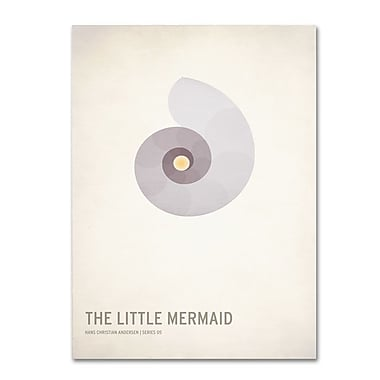 Trademark Fine Art 'The Little Mermaid' 30