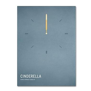 Trademark Fine Art 'Cinderella' 30