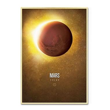 Trademark Fine Art 'Mars' 22