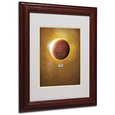 Trademark Fine Art 'Mars' 11
