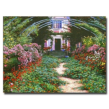 Trademark Fine Art 'Summer in Giverny' 24