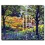 Trademark Fine Art 'Garden for Dreaming' 26 x