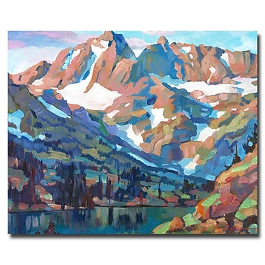 Trademark Fine Art 'Sierra Nevada Silence'