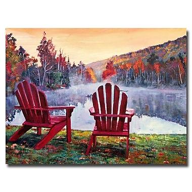Trademark Fine Art 'Vermont Romance'