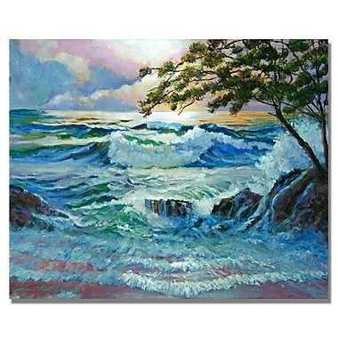 Trademark Fine Art 'Matsushima Coast'