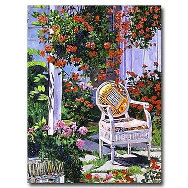 Trademark Fine Art 'The Sun Chair'