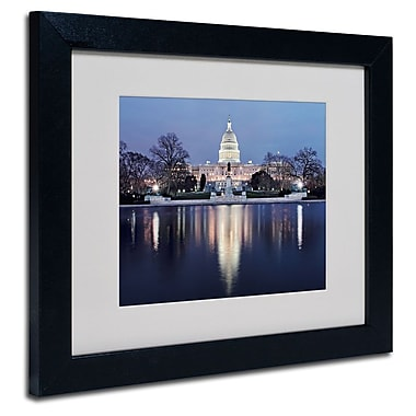 Trademark Fine Art 'Capitol Reflections'