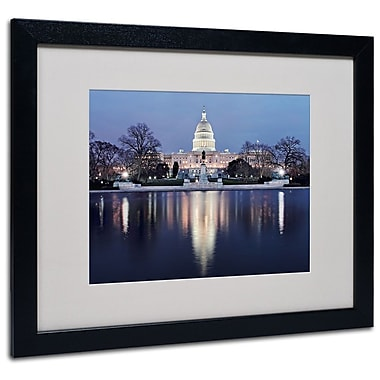 Trademark Fine Art 'Capitol Reflections' 16