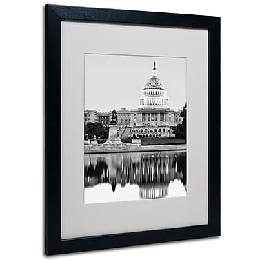 Trademark Fine Art 'Capitol Reflections II' 16