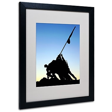 Trademark Fine Art 'Iwo Jima Memorial' 16