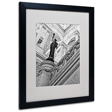 Trademark Fine Art 'Library of Congress' 16