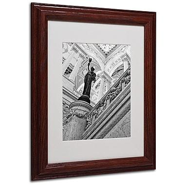 Trademark Fine Art 'Library of Congress' 11