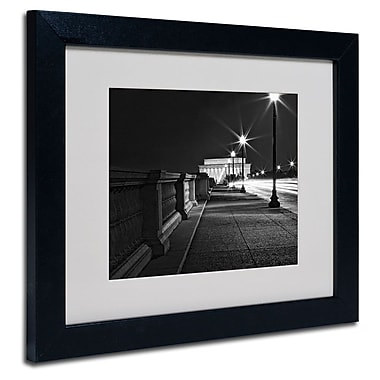 Trademark Fine Art 'Lincoln Memorial Bridge'
