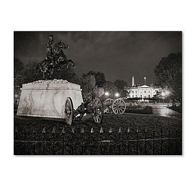 Trademark Fine Art 'Lafayette Square' 24