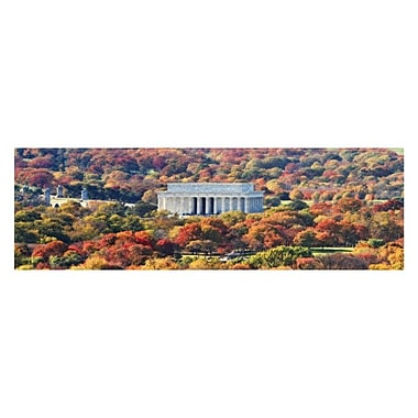 Trademark Fine Art 'Lincoln Memorial'