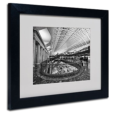 Trademark Fine Art 'Union Station Shops'