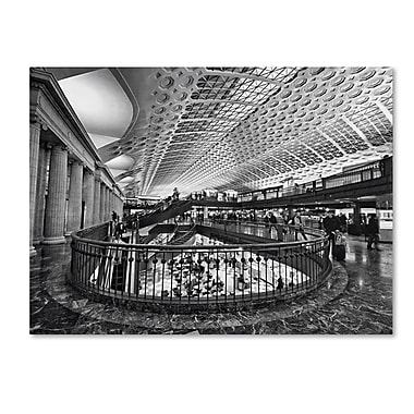 Trademark Fine Art 'Union Station Shops Interior' 18