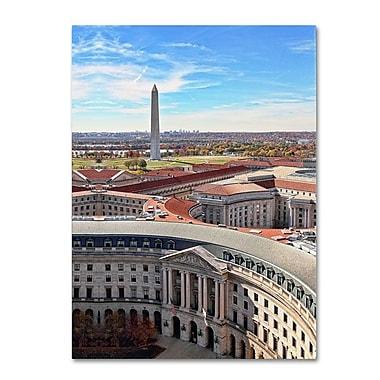 Trademark Fine Art 'Washington DC' 35