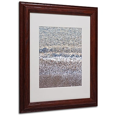 Trademark Fine Art 'Lakeshore Abstract 2' 11
