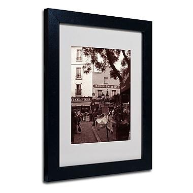 Trademark Fine Art 'Maison Catherine, Montmartre'