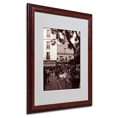 Trademark Fine Art 'Maison Catherine, Montmartre' 16