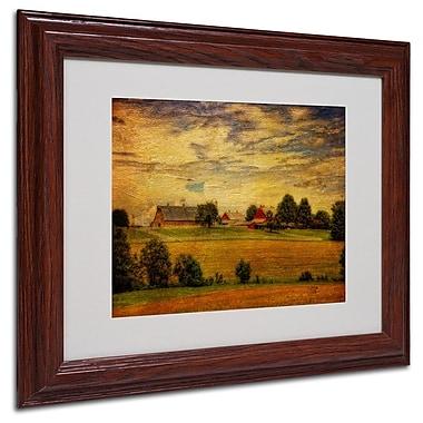 Trademark Fine Art 'Summer Farm' 11