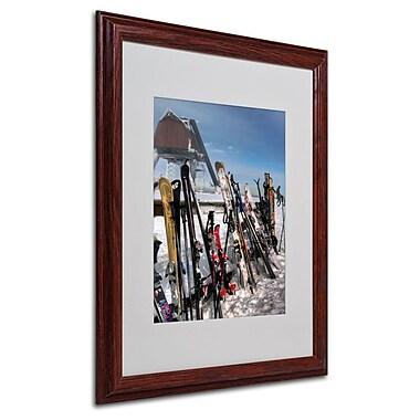 Trademark Fine Art 'Ski Gear' 16