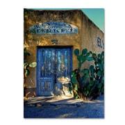 "Trademark Fine Art 'Elysian Grove Market' 22"" x 32"" Canvas Art"