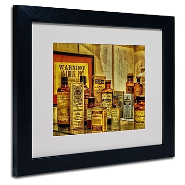 Trademark Fine Art 'Vintage Medicines'