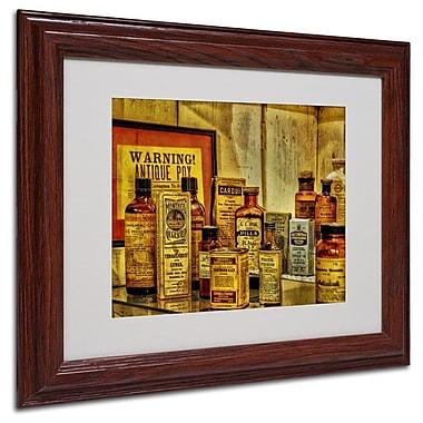 Trademark Fine Art 'Vintage Medicines' 11