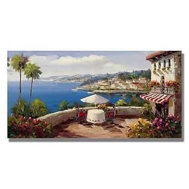Trademark Fine Art 'Italian Afterernoon' 18